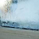 Промерзание пластиковых окон